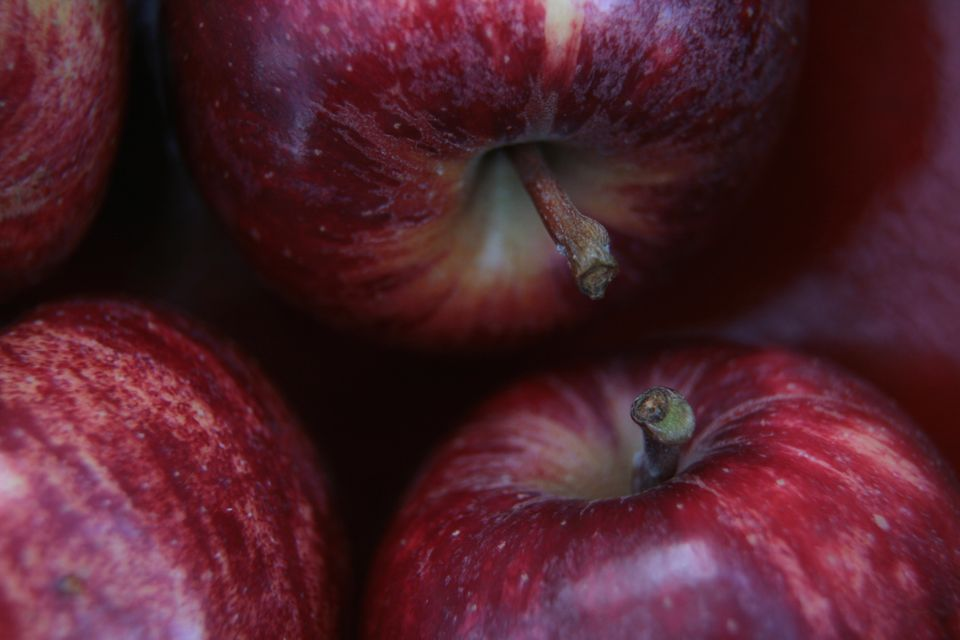 The biggest offender on this year's Dirty Dozen list, apple samples tested positive for at least one pesticide residue in 99