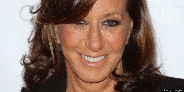 NEW YORK, NY - APRIL 22:  Designer Donna Karan attends the 40th Anniversary Chaplin Award Gala at Avery Fisher Hall at Lincoln Center for the Performing Arts on April 22, 2013 in New York City.  (Photo by Jim Spellman/WireImage)