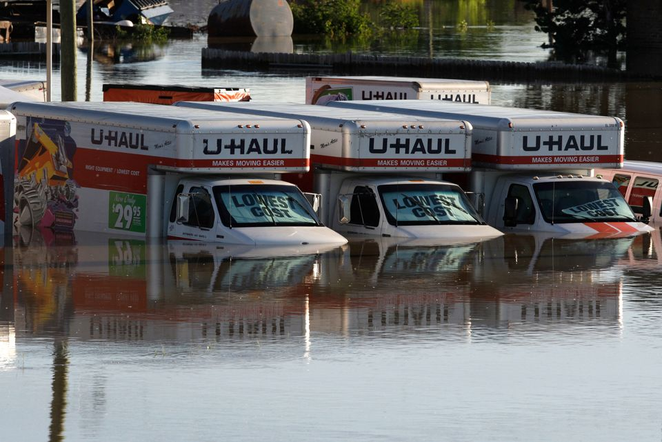 "U-Haul is <a href=""http://www.uhaul.com/Articles/About/1091/U-Haul-Offers-30-Days-of-Free-Storage-and-U-Box-Pod-Moving-and-St"