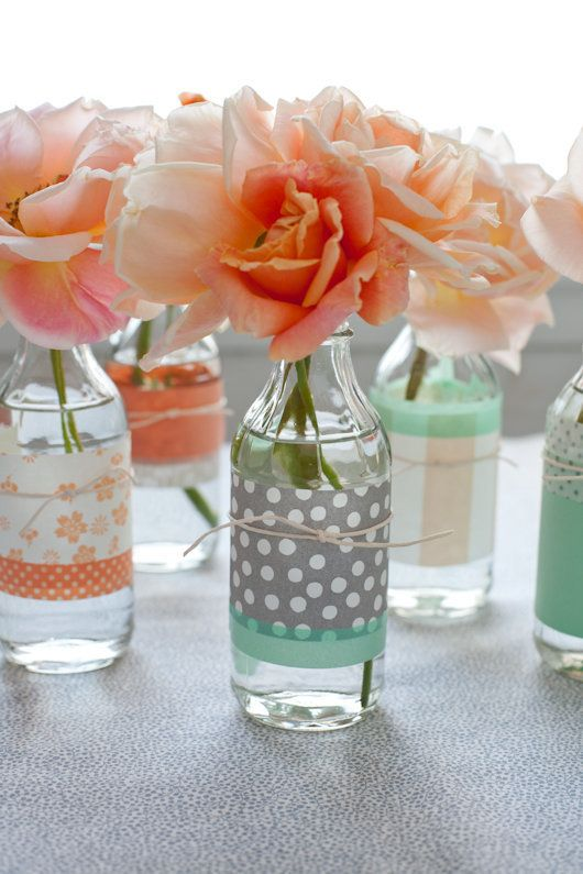 8 Charming Vase Crafts You Can Make For Mothers Day 2013 Photos