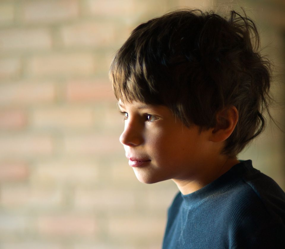 When a child is showing signs of stress, your first reaction should be to have him or her take a moment of pause to calm down