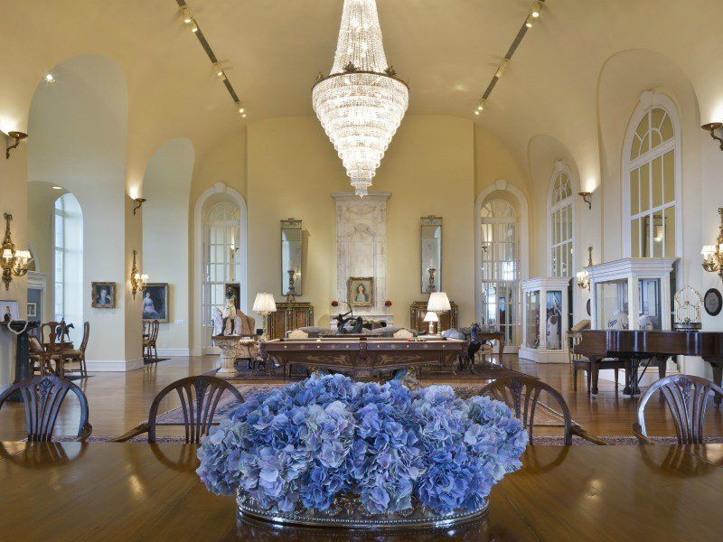 """New York City residence <a href=""""http://www.sothebyshomes.com/nyc/sales/0018837"""" target=""""_hplink"""">listed for $125 million.</a"""