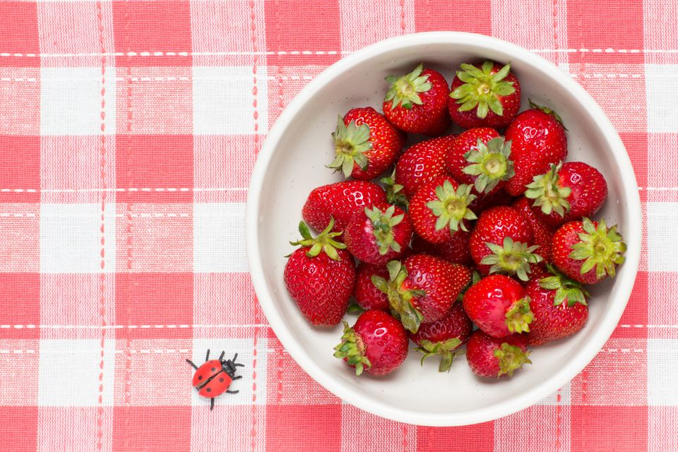 <strong>Why We Love Them:</strong> The strawberry, a true symbol of warmer weather, is coming into its own this month. One se