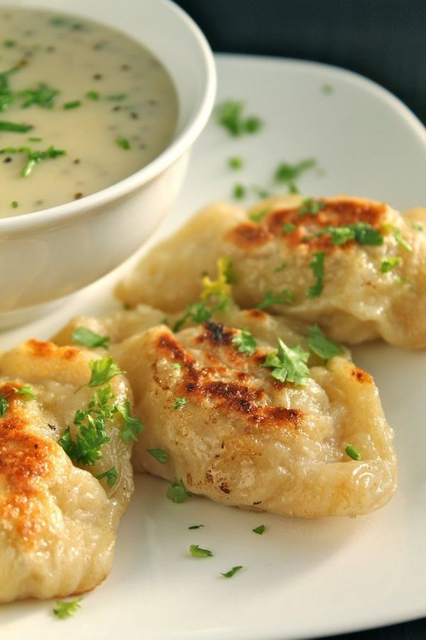 """<strong>Get the <a href=""""http://www.lifeasastrawberry.com/potato-and-cheese-pierogis/"""" target=""""_blank"""">Potato And Cheese Pier"""