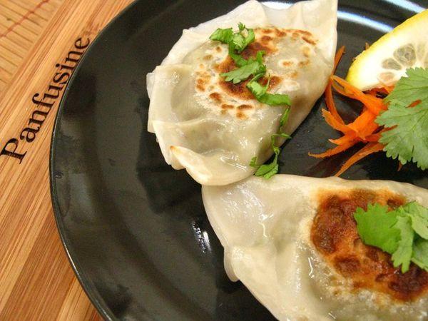 "<strong>Get the <a href=""http://food52.com/recipes/10896-onion-chutney-pierogi-potstickers"" target=""_blank"">Onion Chutney Pie"