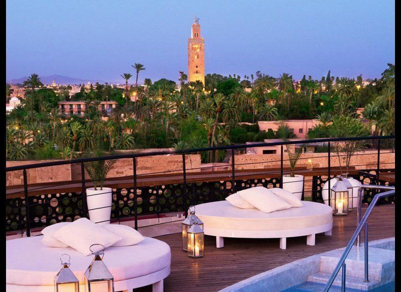<strong>Marrakech, Morocco</strong>  The Delano's location, in the heart of Marrakech, is ideal for anyone wanting to sampl