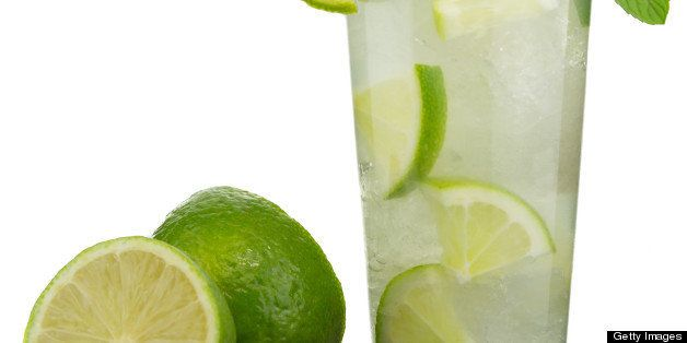 Caipirinha - One the of most popular Brazilian drinks.