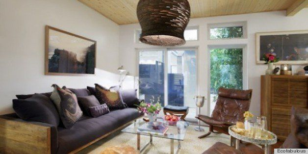 Ecofabulous Creates Truly Eco Friendly Show Home For Dwell On Design Photos Huffpost Life