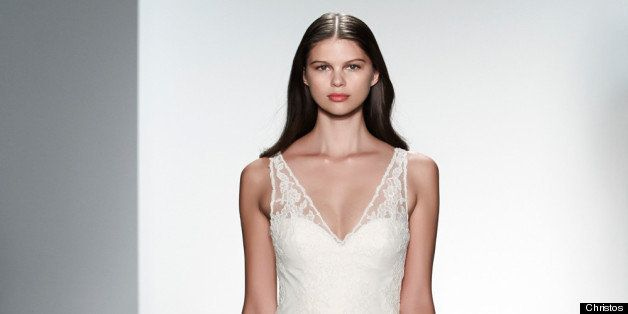 Choosing the Best Wedding Gown for Your Body Type | HuffPost