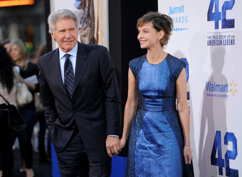 "Harrison Ford married Calista Flockhart at the <a href=""http://www.people.com/people/article/0,,20394673,00.html"" target=""_bl"