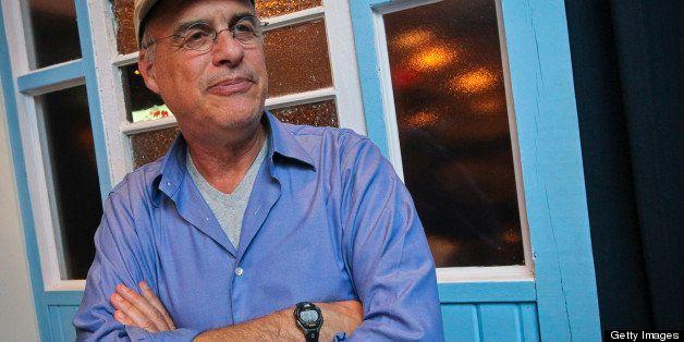 NYC food writer Mark Bittman at Enoteca Sociale, 1288 Dundas St. W. February 6, 2012 (Photo by David Cooper/Toronto Star via Getty Images)