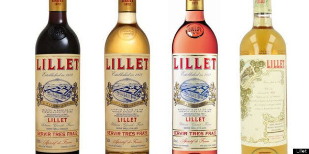 Lillet Taste Test A Guide To All Four Varieties Photos