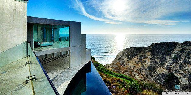 Tony Stark Home   The Razor Residence In La Jolla California May Be The Real Iron