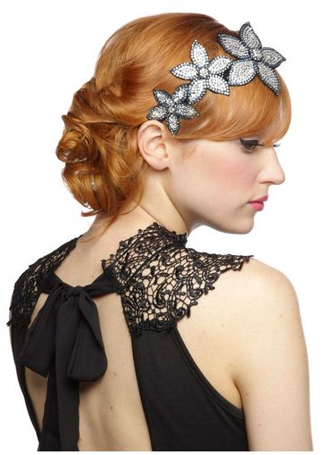 Flapper Girl Hair How To Get A 1920s Waves Hairstyle Video Huffpost Life