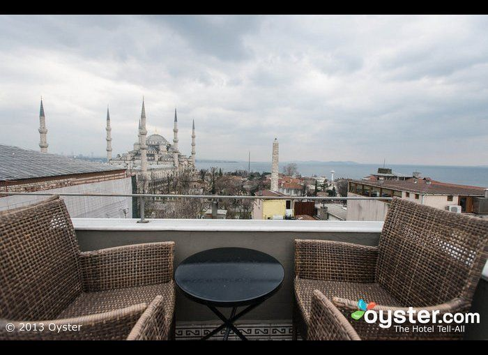 Hotel Ibrahim Pasha is one of the most charming boutique hotels in Sultanahmet, with an unbeatable location just off the Hipp
