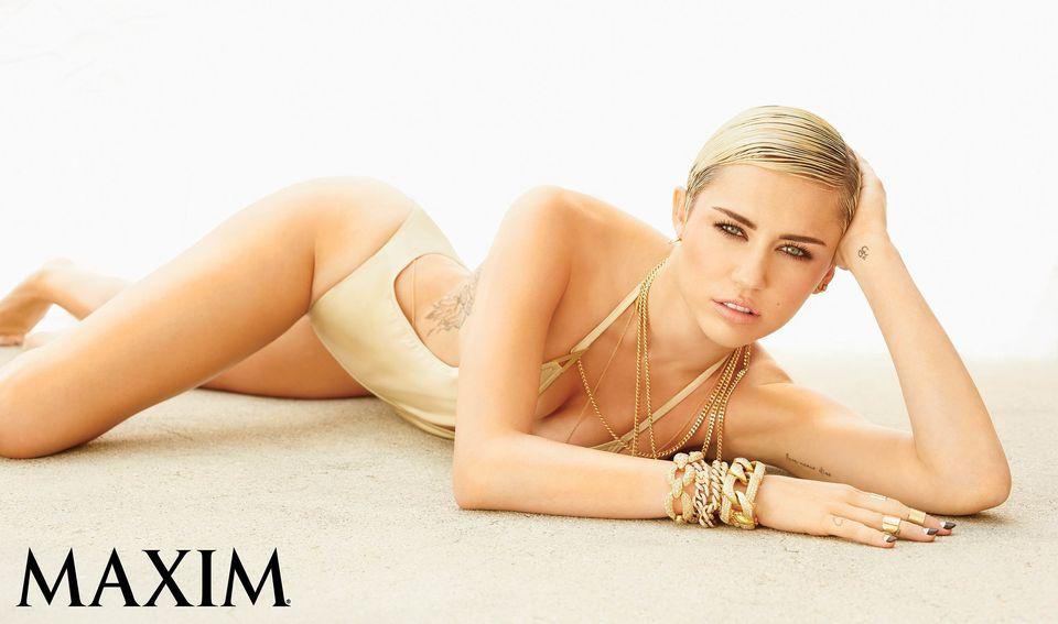 No. 1 Miley Cyrus