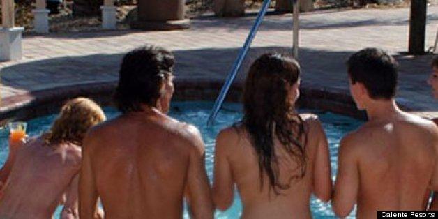 Nudist colonies where sex is everywhere
