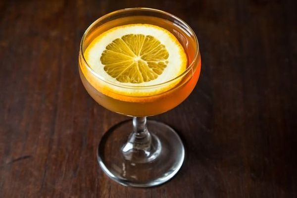 "<strong>Get the <a href=""http://food52.com/recipes/1399-bubbly-manhattan"" target=""_blank"">Bubbly Manhattan recipe from Food52"