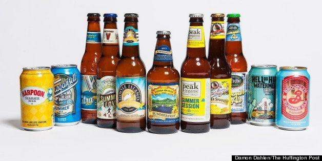 Best Summer Beers 2021 The Best Summer Beers: Our Taste Test Results, 2013 (PHOTOS