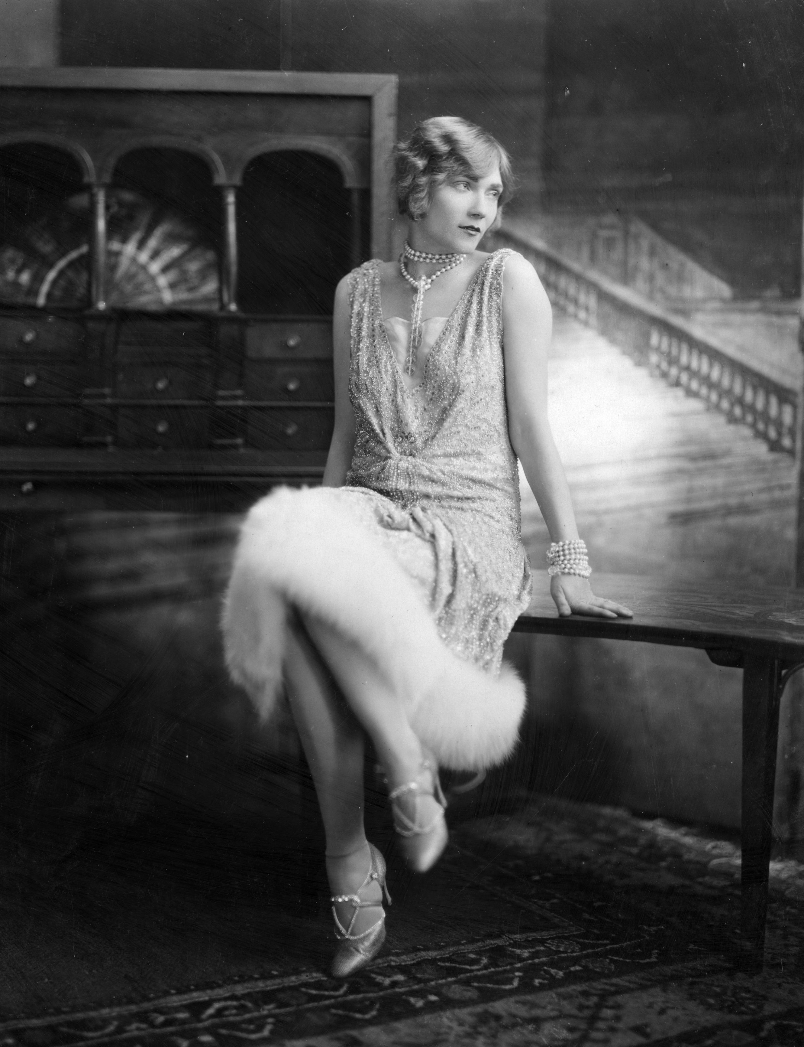 1920s Fashion Flapper Dresses