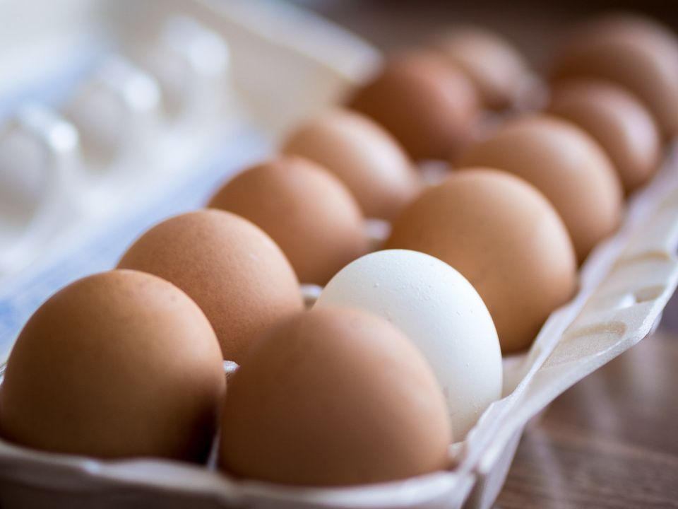 <strong>Why We Love Them: </strong>Eggs sometimes get a bad reputation, but they contain 13 essential nutrients, says <a href