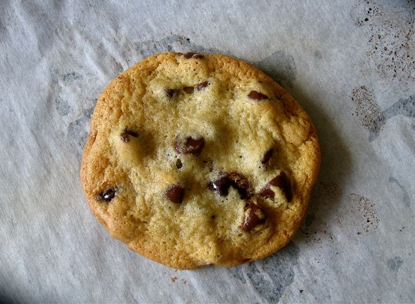 "<strong>Get the <a href=""http://food52.com/recipes/6288-not-just-any-chocolate-chip-cookie"" target=""_blank"">Honey-Kissed Choc"