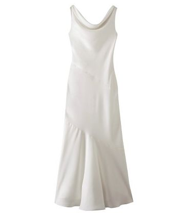 """Soft satin cowl neck bridal gown, <a href=""""http://www.target.com/p/tevolio-women-s-soft-satin-cowl-neck-bridal-gown-assorted-"""