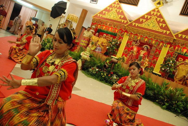 """This is Bugisnesse traditional wedding, from South Sulawesi, Indonesia."" - Andi Ulfa"