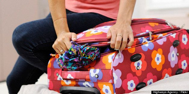 429683549 How to Pack Light: 9 Tips to Lighten Your Load | HuffPost Life