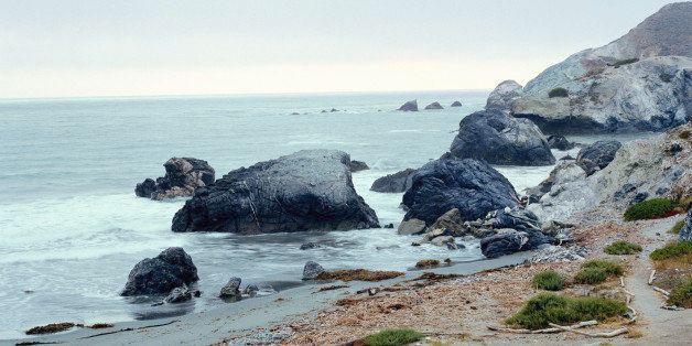 USA, California, Catalina Island, Shark Harbor