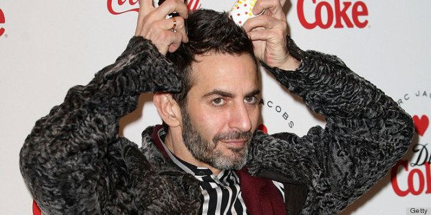 LONDON, ENGLAND - MARCH 11:  Marc Jacobs attends the launch party announcing Marc Jacobs as the Creative Director for Diet Coke in 2013 on March 11, 2013 in London, England.  (Photo by Danny Martindale/Getty Images)