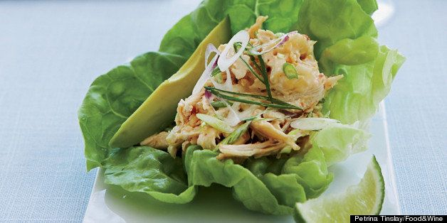 Recipe Of The Day: Lettuce Wraps
