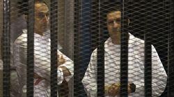 Egypte: les deux fils Moubarak arrêtés pour manipulation