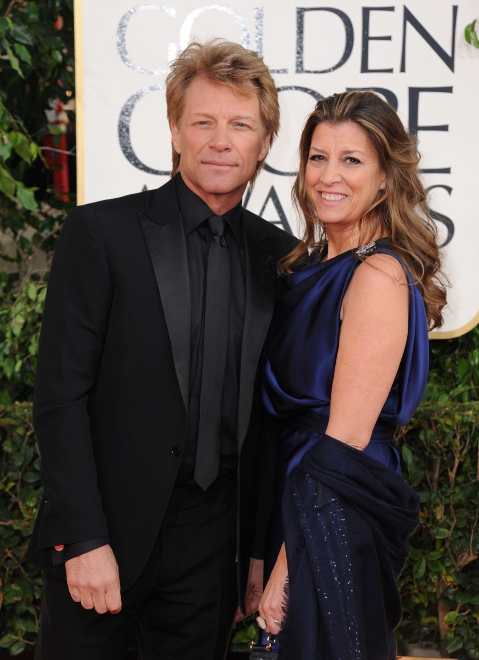 "Jon Bon Jovi and Dorothea Hurley were high school sweethearts, and <a href=""http://www.dailymail.co.uk/tvshowbiz/article-1314"
