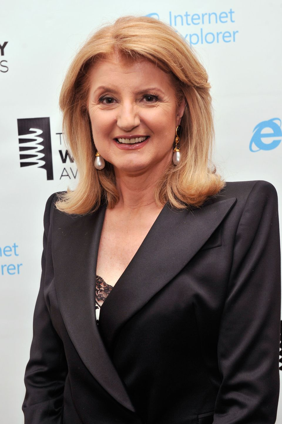 "<a href=""http://www.huffingtonpost.com/arianna-huffington/"" target=""_blank"">Arianna Huffington</a>, President And Editor-In-C"