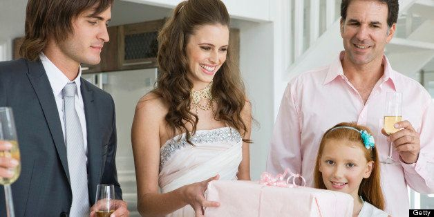 Wedding Gift Etiquette What To Give And How Much Huffpost Life