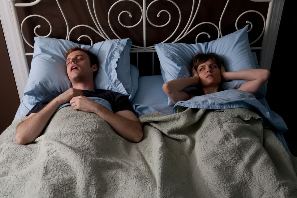 Sleep talking or snoring was respondents' biggest sleep complaint -- 26 percent of those polled chose this as their biggest p