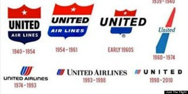 Airline Logos A Look At 90 Years Of Airline Logos Huffpost Life
