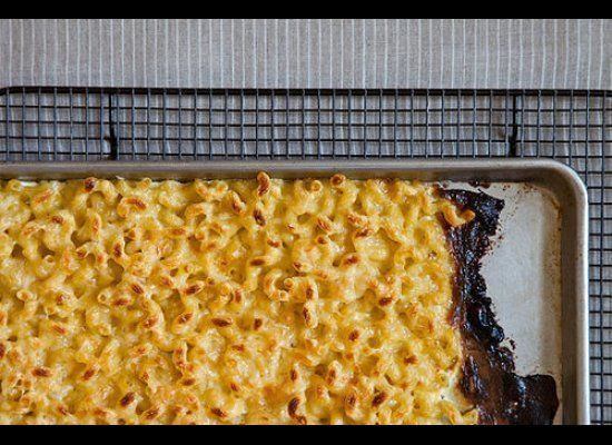 """<em><strong><a href=""""http://food52.com/recipes/2534-baking-sheet-macaroni-and-cheese"""" target=""""_hplink"""">Get the recipe on Food"""