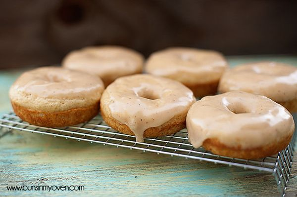 """<strong>Get the <a href=""""http://www.bunsinmyoven.com/2012/07/12/browned-butter-glazed-cinnamon-donuts/"""" target=""""_blank"""">Brown"""