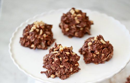 """<strong>Get the <a href=""""http://www.foodiecrush.com/2012/02/announcing-cookie-cravings-cookbook-and-nutella-no-bake-cookies/"""""""
