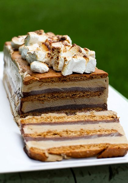"""<strong>Get the <a href=""""http://www.annies-eats.com/2012/07/27/smores-ice-cream-cake/"""" target=""""_blank"""">S'mores Ice Cream Cake"""