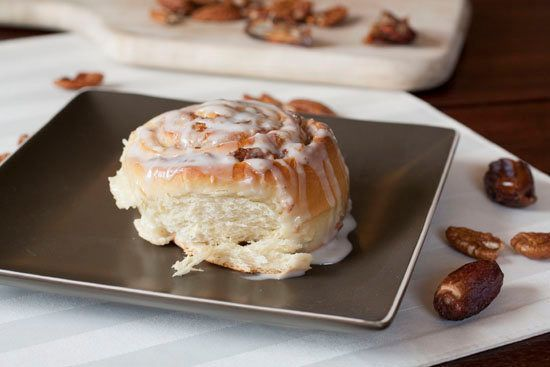 "<strong>Get the <a href=""http://www.macheesmo.com/2012/07/date-cinnamon-rolls/"">Date Cinnamon Rolls recipe</a> by Macheesmo</"