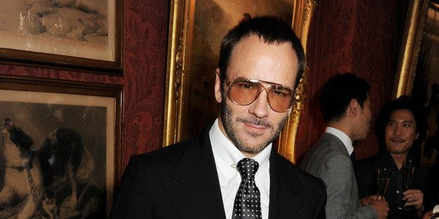 LONDON, ENGLAND - JUNE 18:  (EMBARGOED FOR PUBLICATION IN UK TABLOID NEWSPAPERS UNTIL 48 HOURS AFTER CREATE DATE AND TIME. MANDATORY CREDIT PHOTO BY DAVE M. BENETT/GETTY IMAGES REQUIRED)  Tom Ford attends the TOM FORD Mens Grooming Collection launch at Mark's Club on June 18, 2013 in London, England.  (Photo by Dave M. Benett/Getty Images)