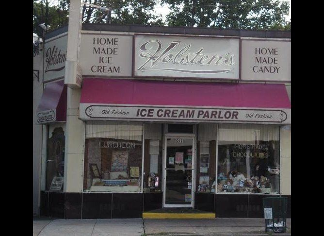 Holsten's, where the 'Sopranos' finale was filmed, is about half an hour from New York City.