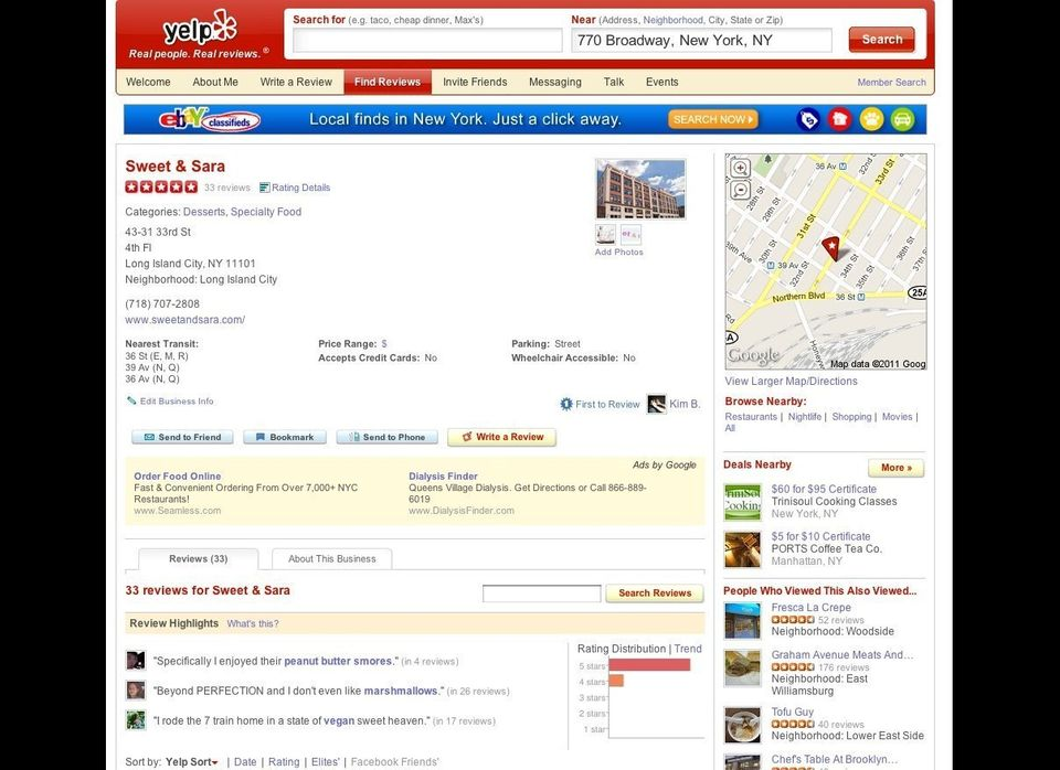 "A blog post on the SFWeekly website this week brought <a href=""http://blogs.sfweekly.com/foodie/2011/09/yelp_lying_about_work"