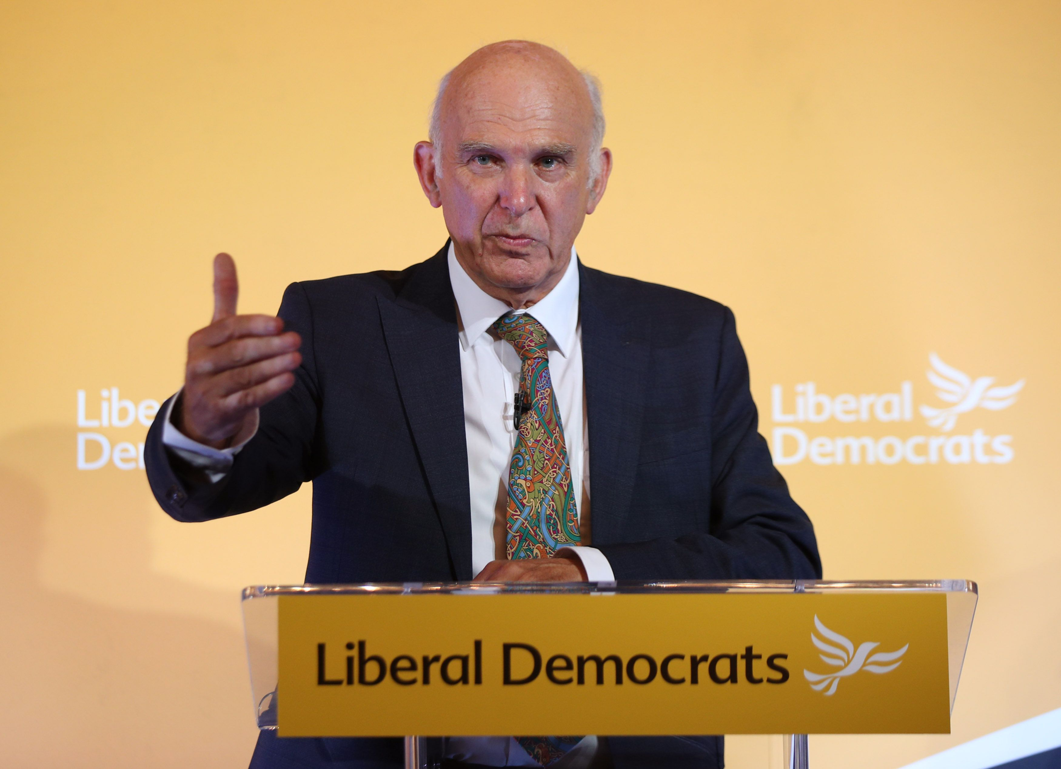 Vince Cable Grilled By Lib Dem Activists Over Plans To Open Up