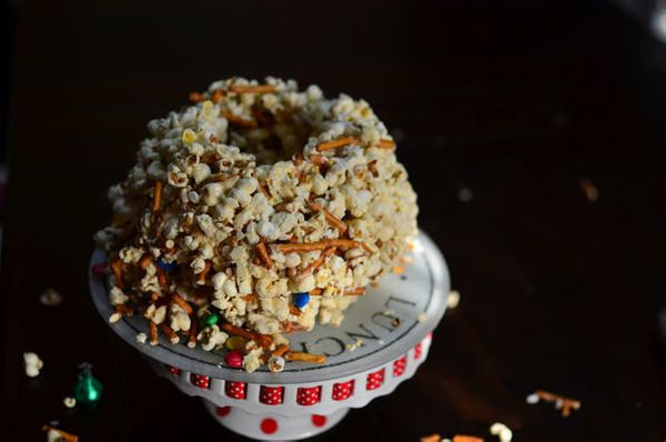 """<strong>Get the <a href=""""http://food52.com/recipes/21560-popcorn-toasted-cereal-cake"""" target=""""_blank"""">Popcorn-Toasted Cereal"""