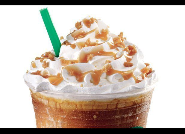 <strong>Worst: </strong>Caramel Ribbon Crunch Frappuccino (580 calories, 21 grams of fat, 93 grams of sugar)
