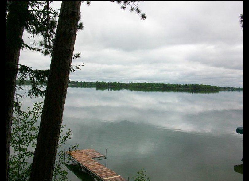 Lake Belle Taine in Nevis, Minnesota